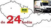 Dodání zásilky kdekoliv v České Republice i na Slovensko do 24 hodin